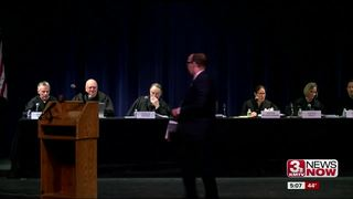 Courtroom comes to Omaha South High School