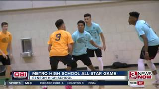 Local Talent Shines in Metro HS All-Star Game