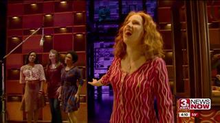 Broadway actors perform Omaha songwriters' songs