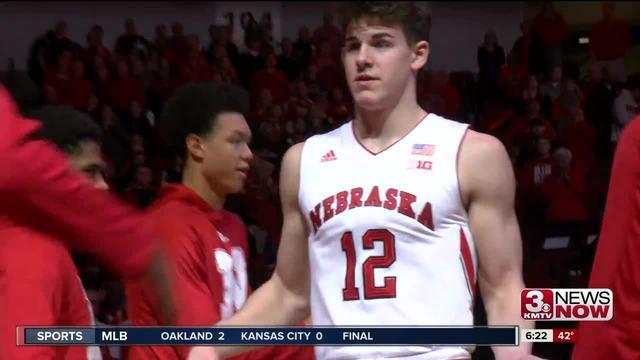 Michael Jacobson becomes 4th Nebraska player to transfer