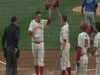 NU baseball clinches series win over Minnesota