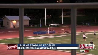 Renovations coming to Burke High Stadium