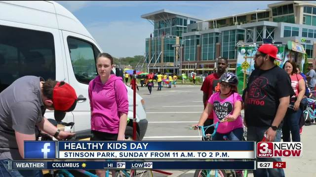 Healthy Kids Day set for Saturday
