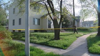 OPD investigating report of child shot in hand