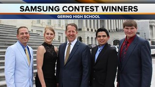 Gering High named winner in Samsung competition