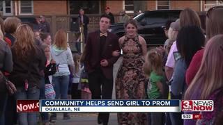Dress shop offers Ogallala senior prom dress