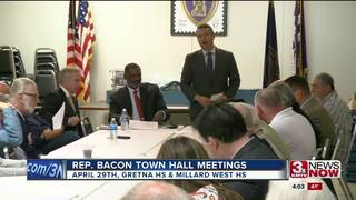 Don Bacon to hold two town halls Saturday