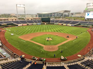 Creighton baseball series finale canceled