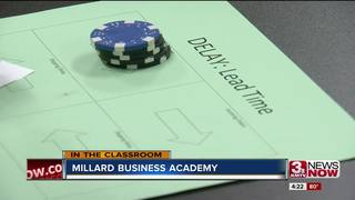 School academy possibly leads to a career