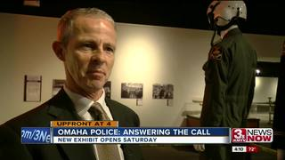 Exhibit at Durham Museum honors police history