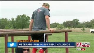 Vets support each other in The Big Red Challenge
