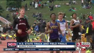 State track and field championship finals recap
