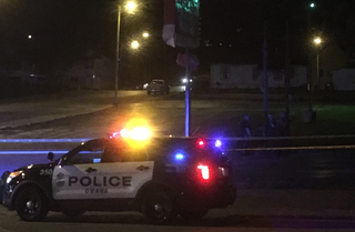 Police investigating shooting late Monday