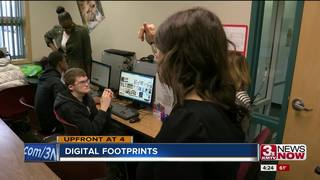 Students learn how to protect their online image