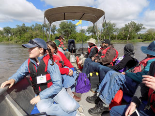 In The Classroom: A lesson on the Missouri River