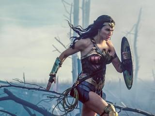 Women-only screening of Wonder Woman at Alamo