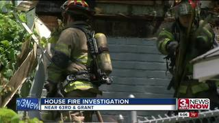 Fire crews report to 63rd and Grant