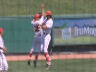 Huskers outfielder makes top five play