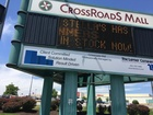 Neighbors mixed on latest Crossroads update