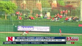 Meyers named John Olerud Award finalist
