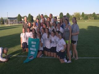Lewis Central girls' soccer going back to state