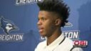 Justin Patton ready to enter the NBA Draft