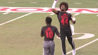 WATCH:Recruits shine at NU's Friday Night Lights