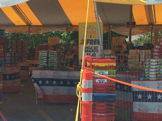 Fireworks Stands Now Open in Omaha