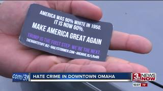 Navy Veteran victim of hate crime in downtown...