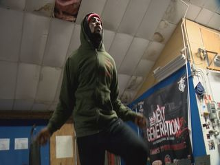 Local boxer trying to make his own mark in Omaha