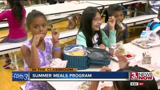 OPS asks more kids to use summer meal options