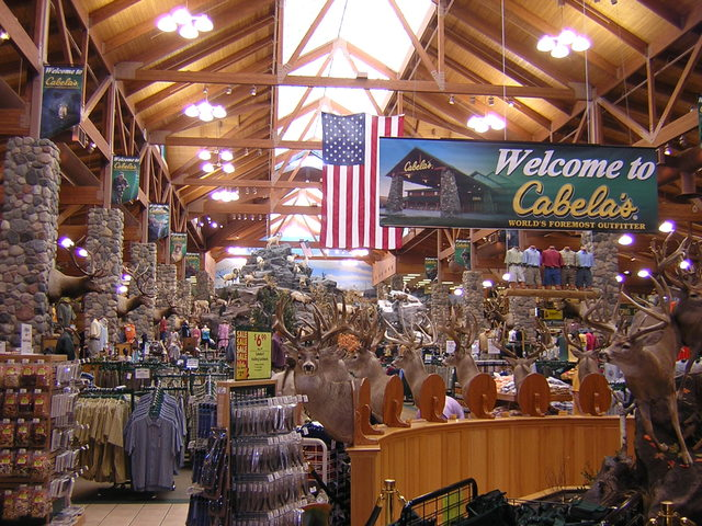 Federal Trade Commission approves Cabela's sale to Bass Pro Shop