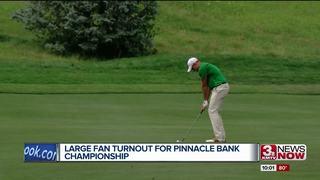 Pinnacle bank championship in third round