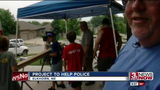 Eagle scout project gives back to OPD