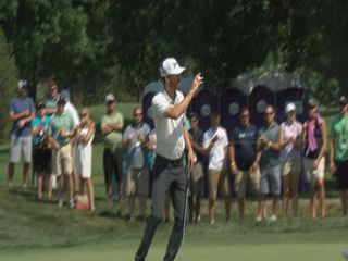 Ryder runs away with Pinnacle Bank Championship