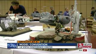 Convention showcases thousands of 3-D models