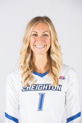Creighton volleyball picked to win BIG EAST