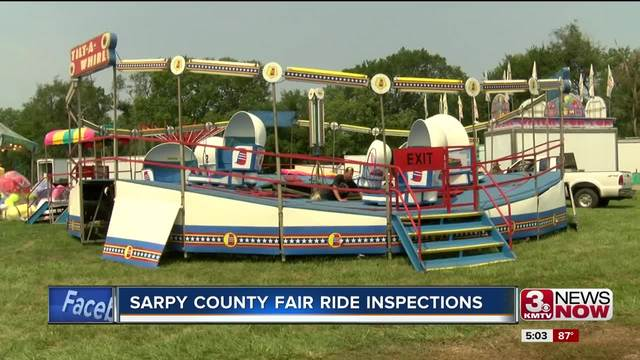 Amusement industry group eyes corrosion in Ohio State Fair accident