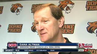Dana Altman heads back to his home state