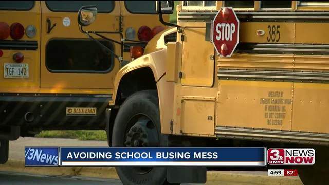 Motorists should be on the lookout for school buses class=