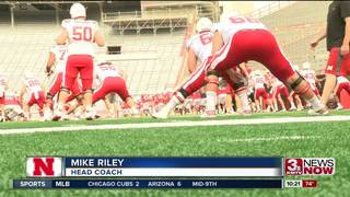 Nebraska football practice report Aug. 12