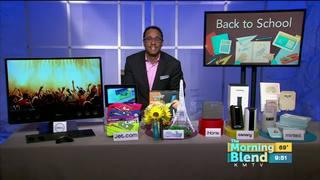 Back-to-School Essentials 8/15/17