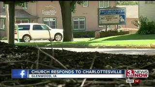 Church's Charlottesville response gets attention