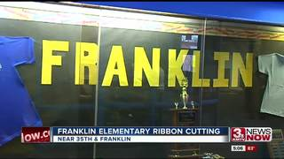 OPS unveils Franklin Elementary updates