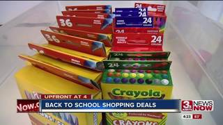 Back to school: Shopping comparisons