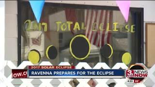 Ravenna prepares for the solar eclipse
