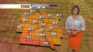Summer Heat Returns This Weekend