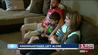 Wahoo parents upset 5-year-old dropped off...