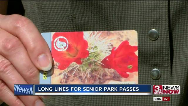 Seniors can get into all national parks for life for just $10!