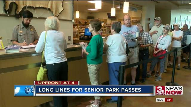 National Parks lifetime senior pass price hike coming Monday